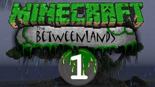 Minecraft - BetweenLands Mod - LP - Strange New World - Episode 1
