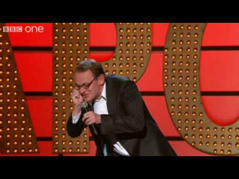 First Look: Sean Lock's Wrong Number Prank - Live at the Apollo - BBC One
