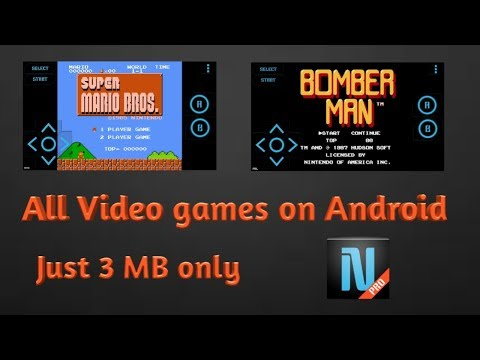 (3 MB) How To Download/play Old Video Games On Android (Tamil)