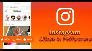 Get For Free instagram Followers And Likers 10k Grow 2018!!