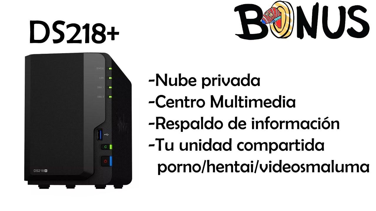 SYNOLOGY DS218+ (PLUS) : Análisis Real    tu nube, tu spotify, tu netflix  pero privado  México!
