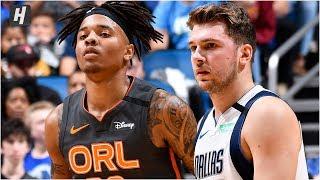 Dallas Mavericks vs Orlando Magic - Full Game Highlights   February 21, 2020   2019-20 NBA Season