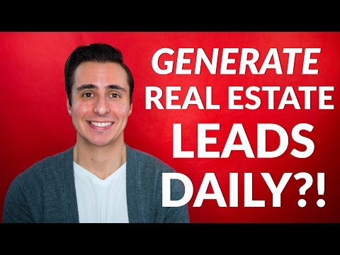 How Is This Agent Generating 1-3 Real Estate Leads A DAY?! 💯