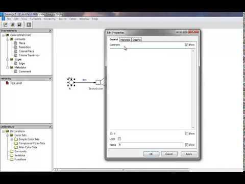 Snoopy Petri Net Tool