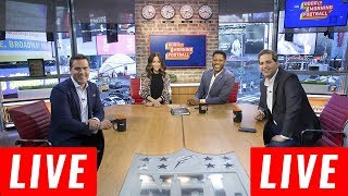 [HD] Good Morning Football 09/13/2019 LIVE HD - NFL Total Access live on NFL Network