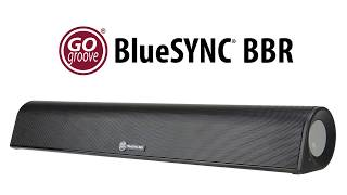 GOgroove | BlueSYNC BBR - Instruction Video
