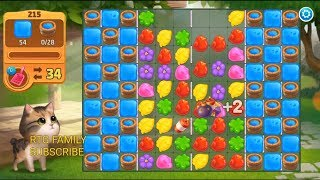 Lets play Meow match level 215 HARD LEVEL HD 1080P