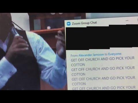 Strangers Crash Greensboro Church Service On Zoom, Post Pornography, Racial Slurs