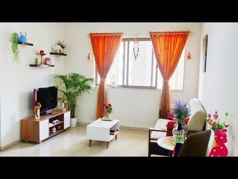 2019 Indian Living Room Tour | Small Living Room Decor | Living Room Tour