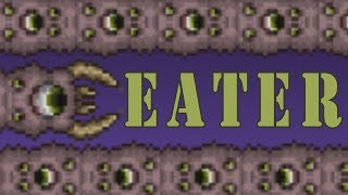 Terraria How To Defeat: Expert Eater of Worlds