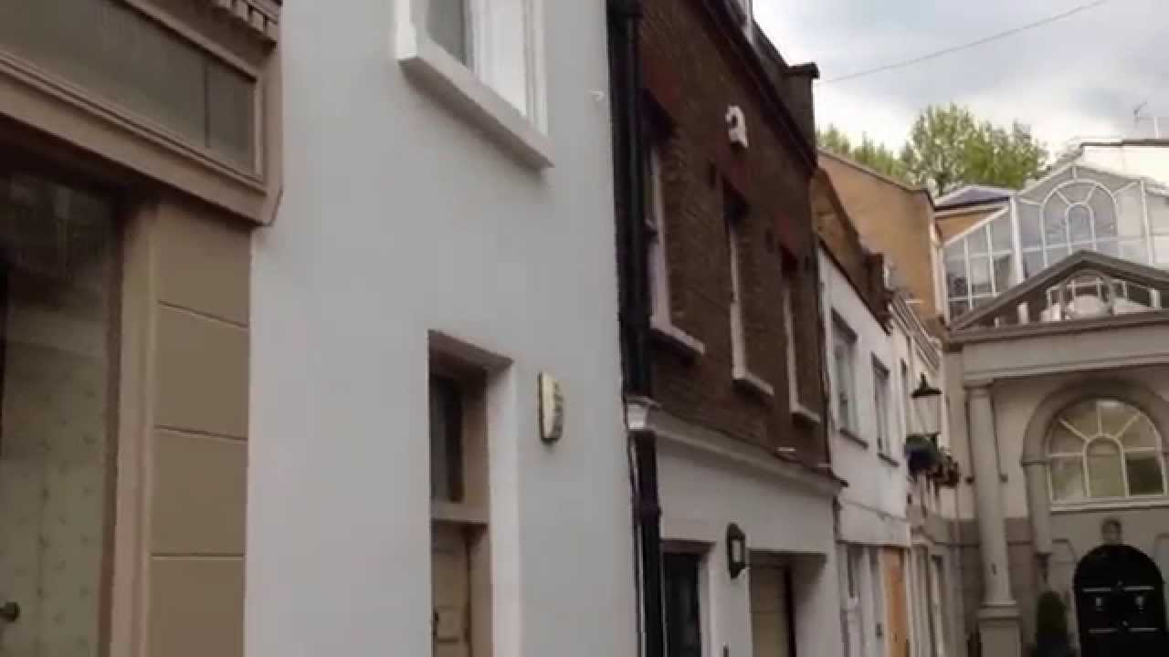 Judy Garland S House 4 Cadogan Lane 2014 Youtube