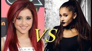 Ariana Grande THEN vs NOW Vocal Comparison