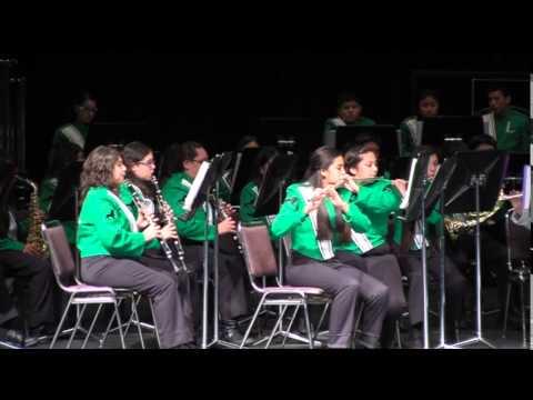 Lamar Middle School 2015 Spring Concert