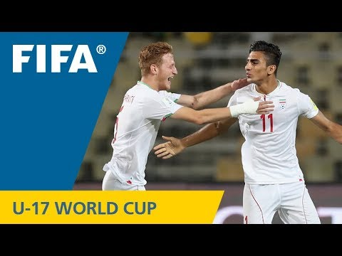 Match 18: Iran v Germany – FIFA U-17 World Cup India 2017