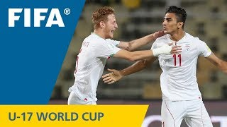 Match 18: Iran v Germany – FIFA U-17 World Cup India 2017
