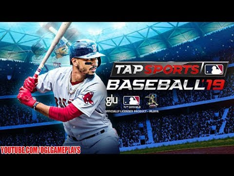 MLB Tap Sports Baseball 2019 (Android IOS)