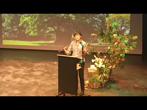 Isabella Tree speaks at The Tree Conference 2018 on rewildin