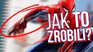 Dlaczego Spider-Man tak dobrze się RUSZA?
