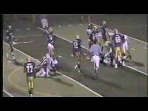 Nevin Gardiner 2006 Football Highlight Video