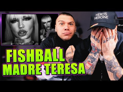 Fishball - Madre Teresa * Reaction 2019 by Arcade Boyz