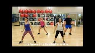 La Nueva Y La Ex - Daddy Yankee Zumba Routine