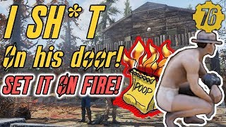 Fallout 76 The Frustrations of CAMP! #Fallout76 - Vloggest