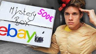 Ich bestelle eine 500€ EBAY MYSTERY BOX