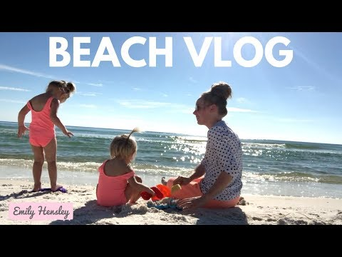 A Day At Panama City Beach, Florida