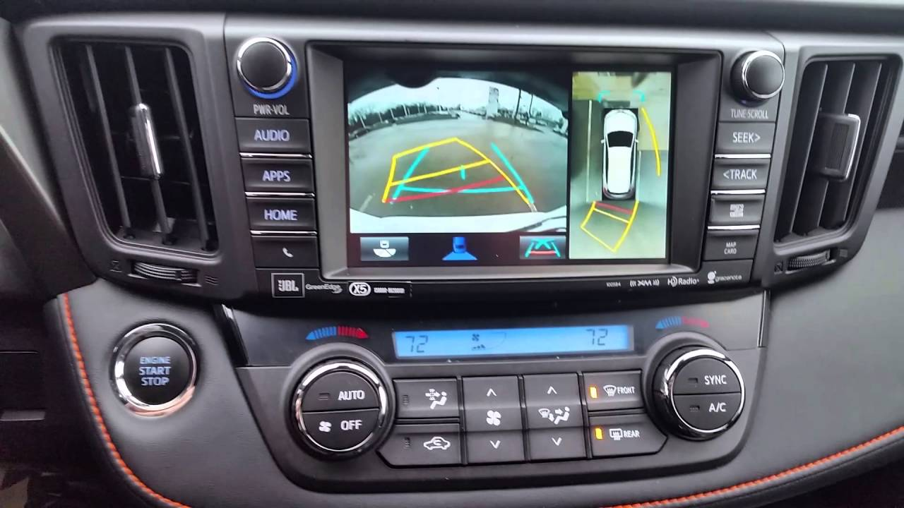 Toyota S New Bird Eye View With Perimeter Scan And How It Works
