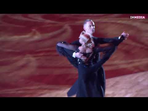 Evaldas Sodeika - Ieva Zukauskaite   F Tango   Finnish Open 2018
