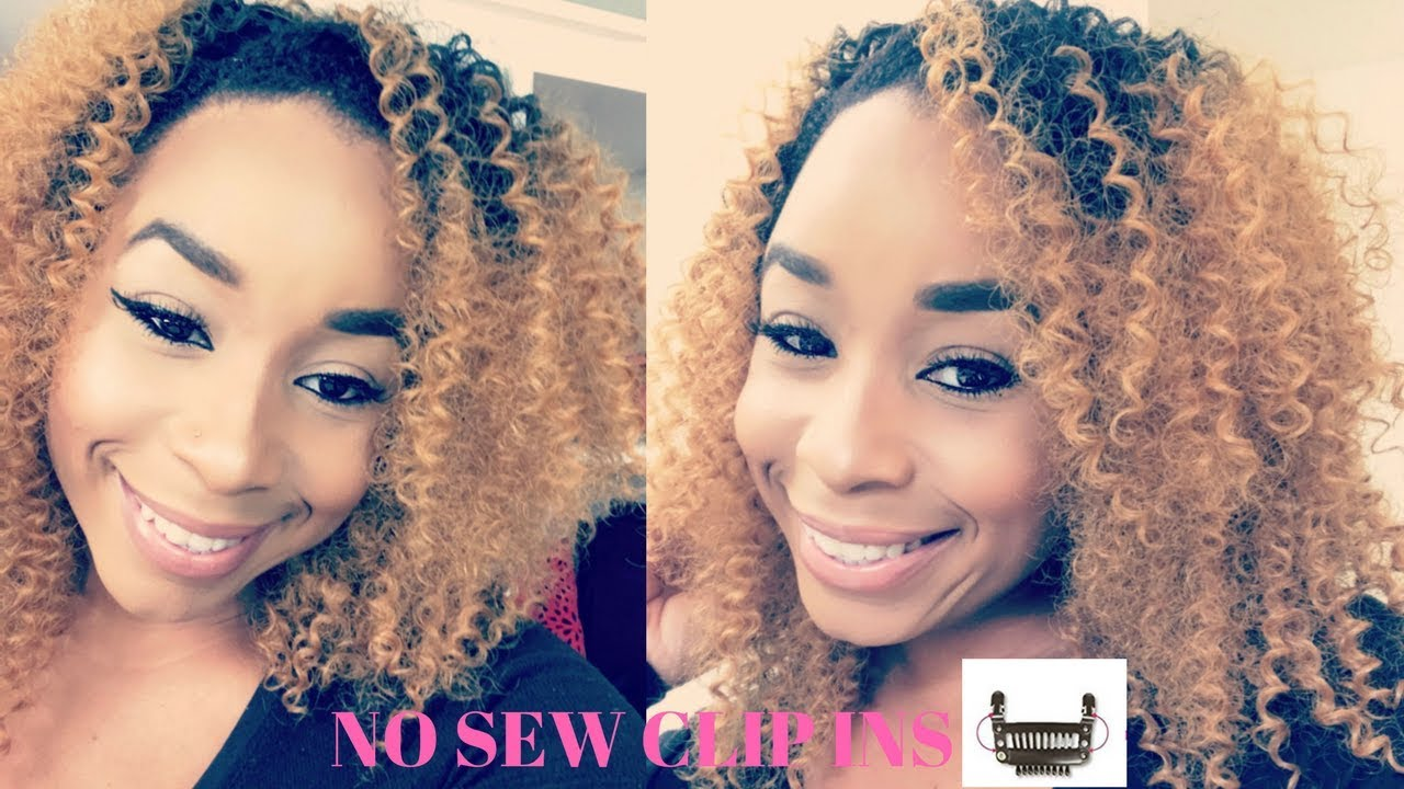How to make no sew clip in hair extensions youtube how to make no sew clip in hair extensions pmusecretfo Gallery