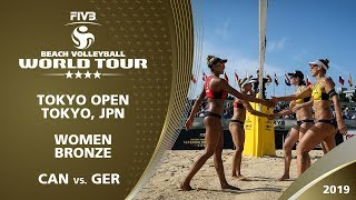 LIVE: 2019 FIVB Beach Volleyball World Tour | Dreamsports tv