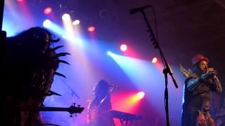"""Lordi - Sir Mr. Presideath Sir """"live"""" @ Essigfabrik, Cologne, 18.02.2015"""