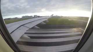 Video QANTAS A330-200 QF5 Takeoff from Sydney Airport Rwy 16R download MP3, 3GP, MP4, WEBM, AVI, FLV Juli 2018