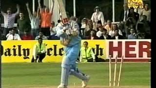 India thrashed by Zimbabwe, humiliated in 1999 World Cup