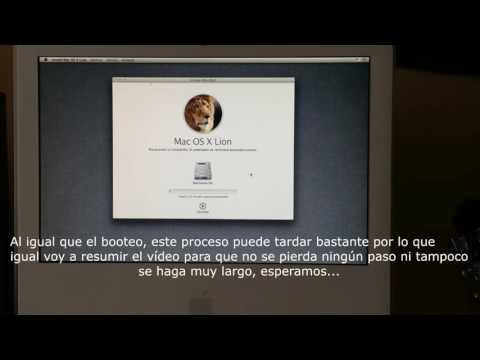 [Tutorial] Actualizar de OS X 10.6 Snow Leopard a OS X 10.7 Lion - Mac's NO soportadas