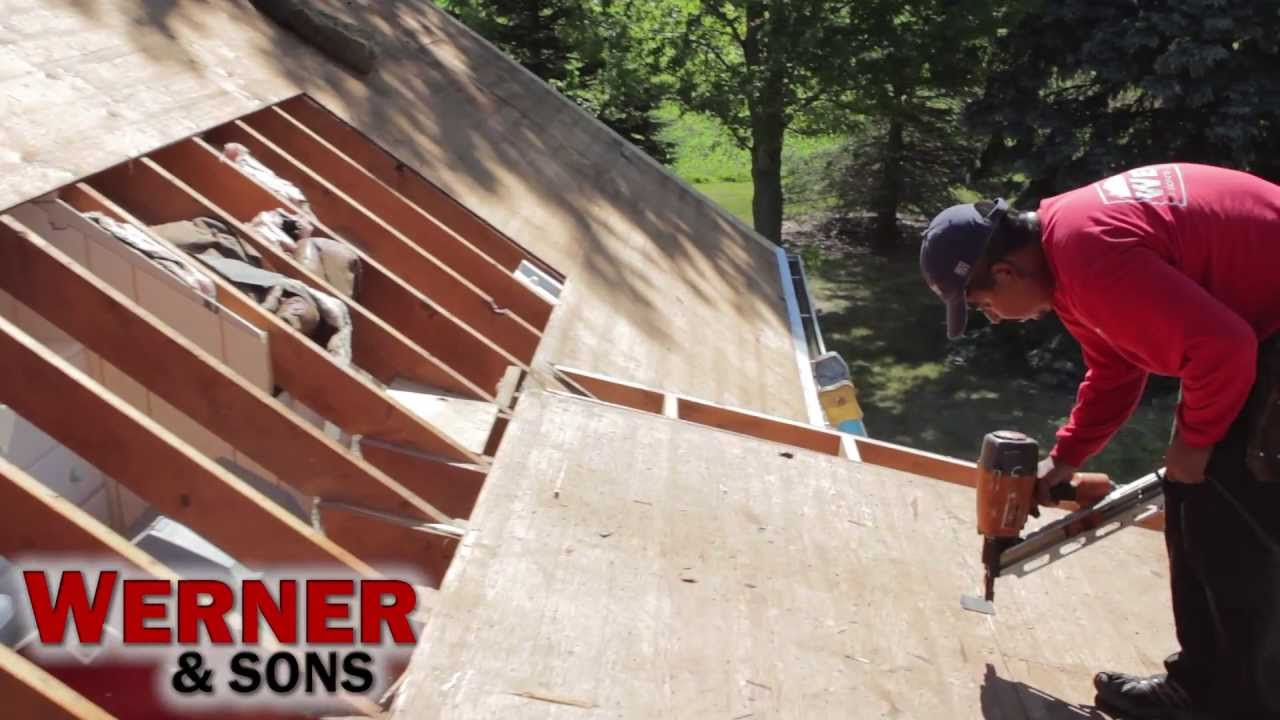 Werner Roofing A Top Rated West Michigan Company