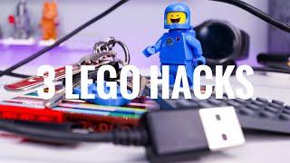 Useful LEGO life hacks