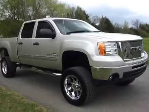 Sold 2008 Gmc Sierra K2500 Hd Crewcab 6 6 Duramax Z71