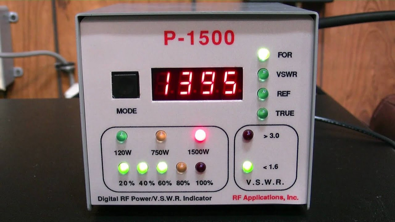 DRAKE W4 Watt Meter OVERVIEW by worldwide390