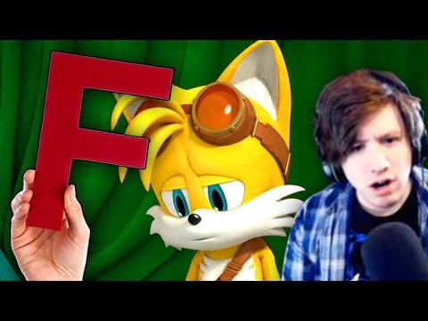 Tails FLUNKED HighSchool!
