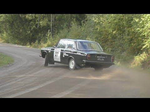 Pohjanmaa Ralli 2017, Seinäjoki (crash & Action)