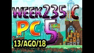 Angry Birds Friends Tournament Level 5 Week 325-C PC Highscore POWER-UP walkthrough