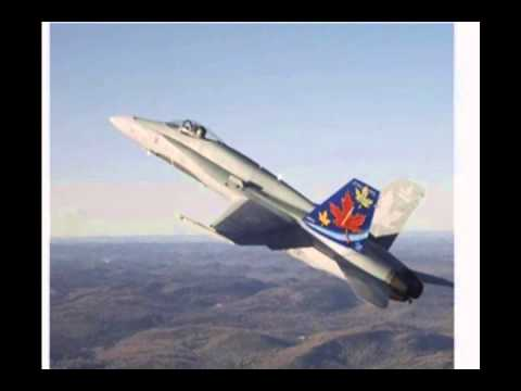 Canadian fighter jets intercept Russian military airplane