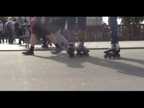 Roller freestyle Paris   Spring 2013☠aaaaaaaaaaaa