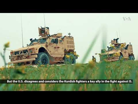More US Special Forces Deployed To Manbij In Northern Syria