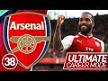 FIFA 19 ARSENAL CAREER MODE #38   FINISHING OUR CL GROUP! (ULTIMATE DIFFICULTY)
