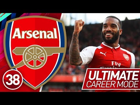 FIFA 19 ARSENAL CAREER MODE #38 | FINISHING OUR CL GROUP! (ULTIMATE DIFFICULTY)