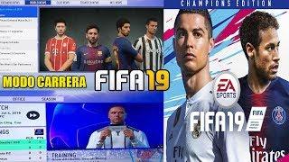 Así será el MODO CARRERA de FIFA 19! Las 10 Novedades CONFIRMADAS!!