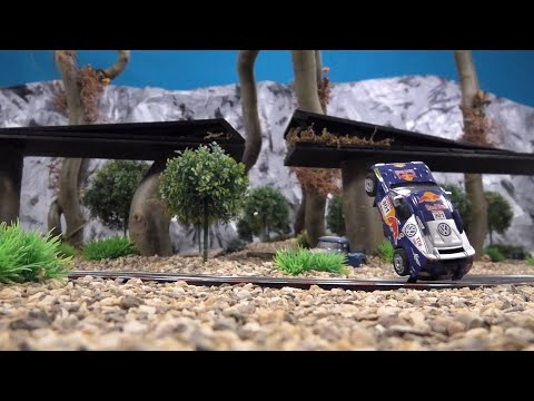 Scary Tree – Action with Carrera GO!!! Slot-Car's …